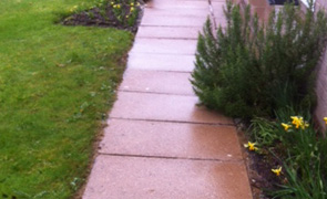 Pathway Cleaning in Bideford
