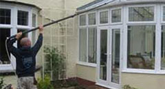Domestic Window Cleaning in North Devon