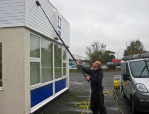 Industrial window cleaning in the South West